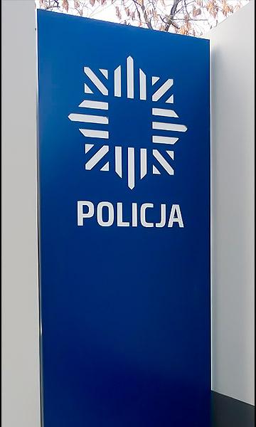 Pylon Policja